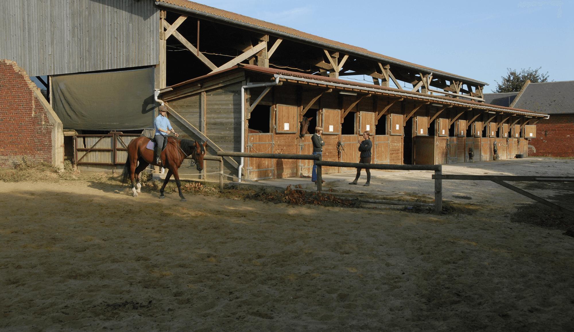 centre equestre 60